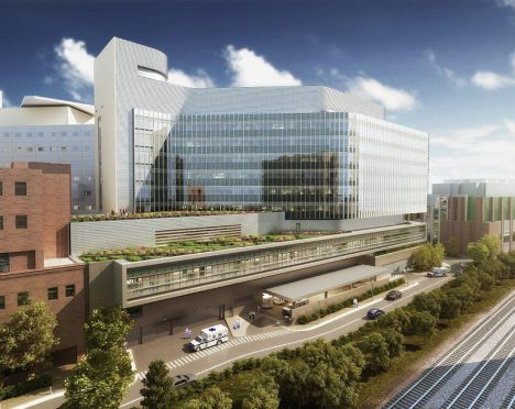 How BIM made the UVA Hospital expansion possible – a Q&A with Skanska