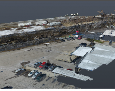 TrueScan3D: Using drones, laser scanning and Infraworks to cut surveying time