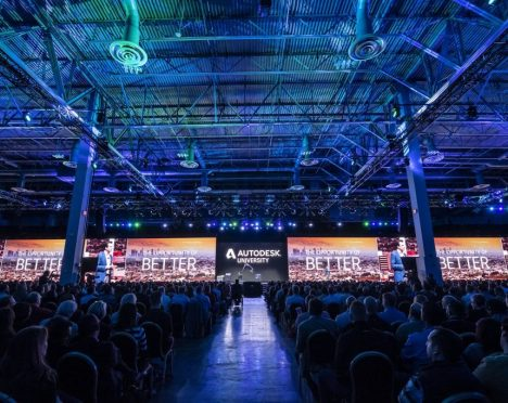 Four things we learned at Autodesk University 2018