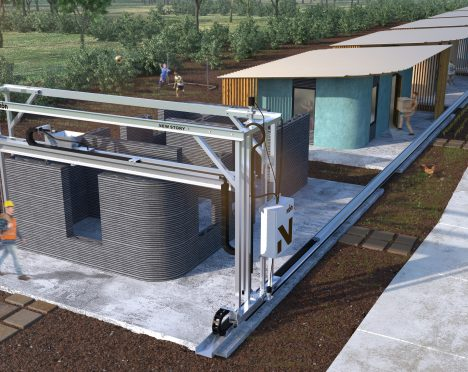 Writing a New Story for Impoverished Communities with 3D Printed Homes