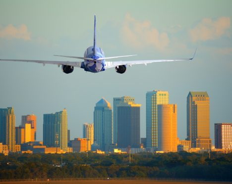 Tampa International Airport benefits from BIM in facilities management