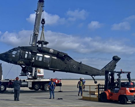 Digital Scanning Gives UH-60L Blackhawks New Lease on Life